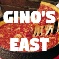 gino's east pizza logo